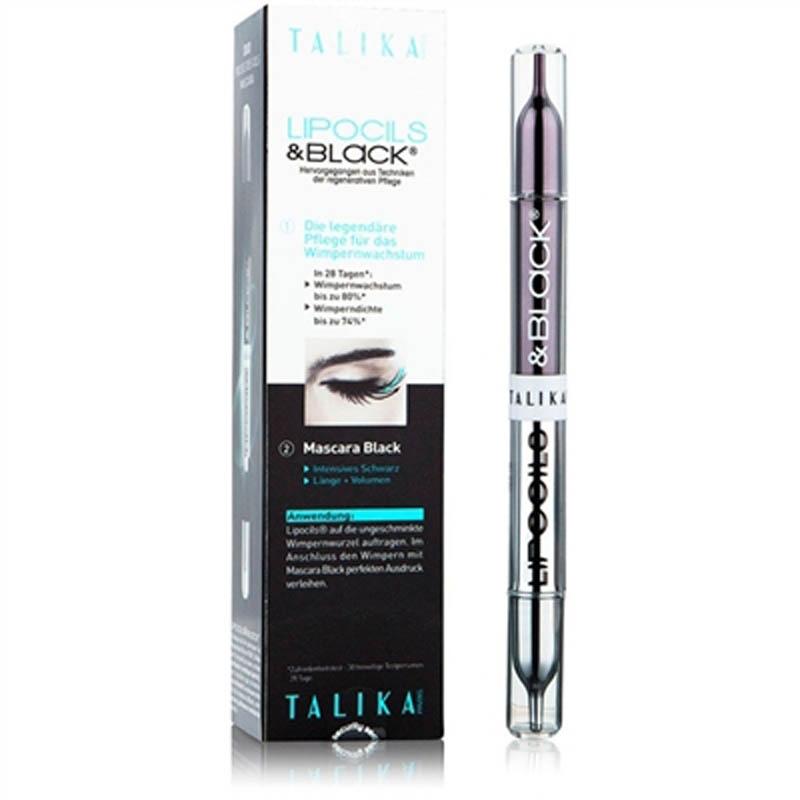 Achetez TALIKA LIPOCILS&BLACK Mascara Etui de 5ml