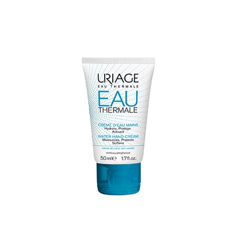 Achetez URIAGE EAU THERMALE Crème d'eau mains Tube de 50ml