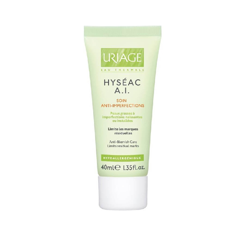 URIAGE HYSEAC AI Crème soin anti-imperfections Tube de 40ml