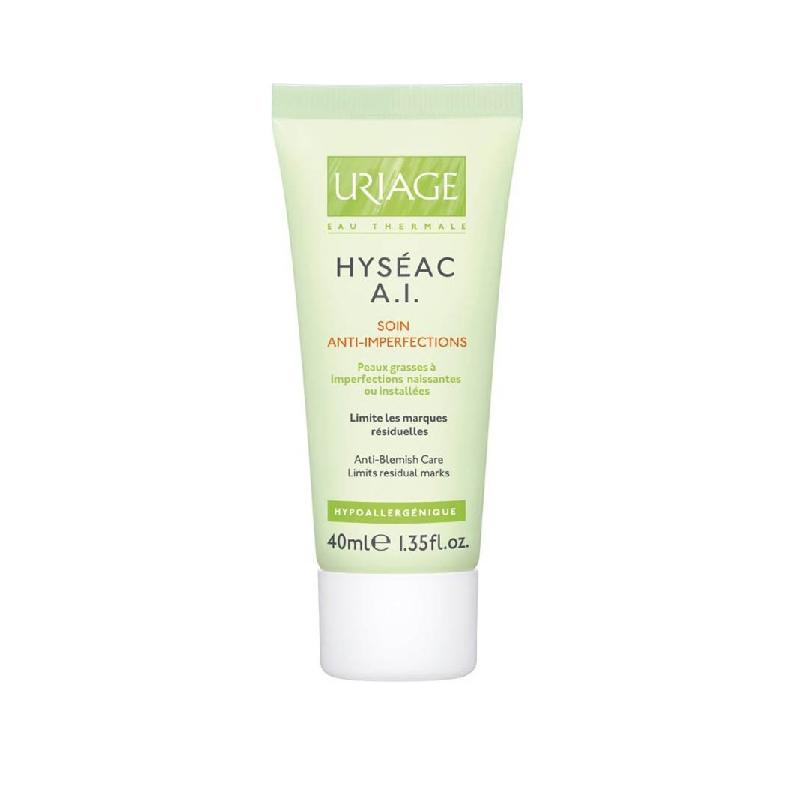 Achetez URIAGE HYSEAC AI Crème soin anti-imperfections Tube de 40ml