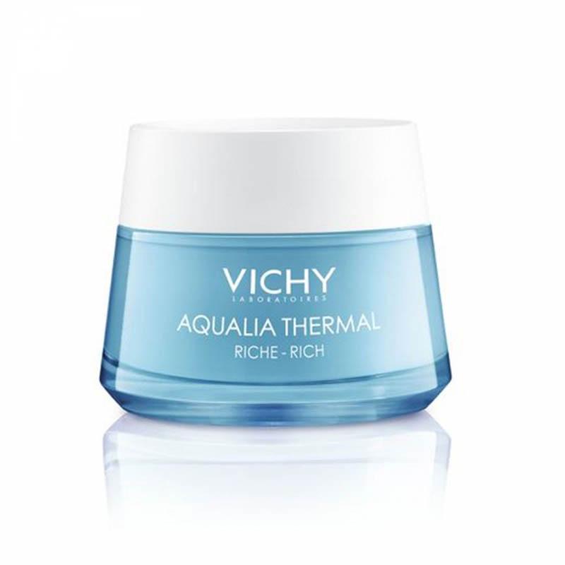 Achetez VICHY AQUALIA THERMAL Crème riche réhydratante Pot de 50ml