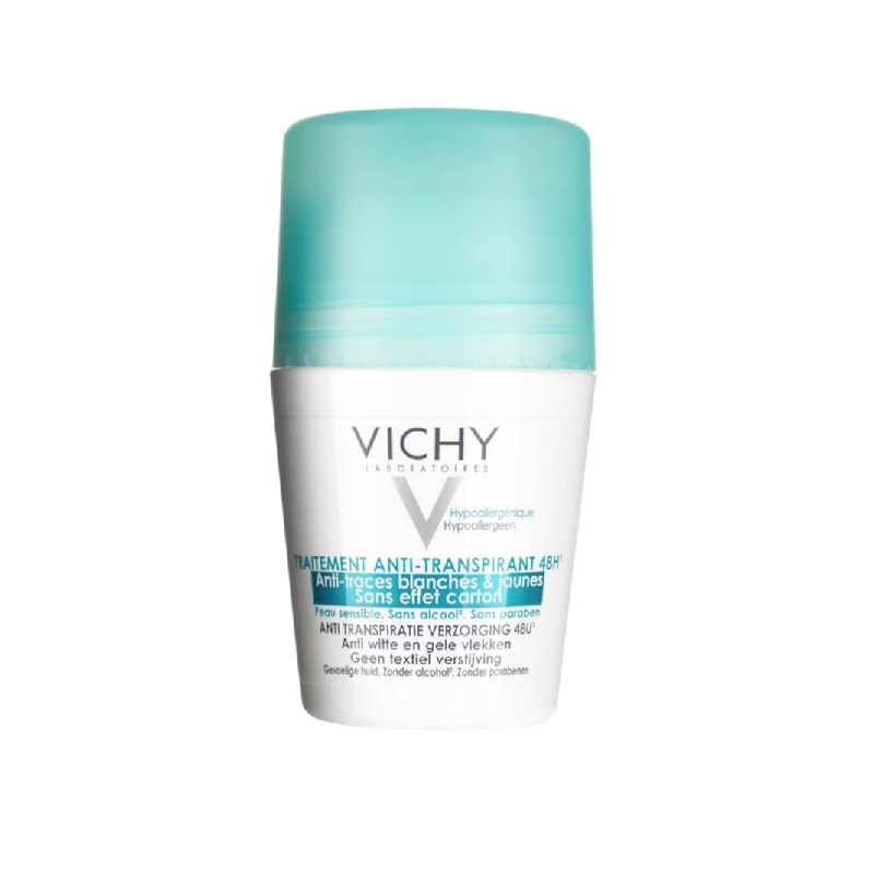 Achetez VICHY Déodorant anti-transpirant anti-trace Bille de 50ml