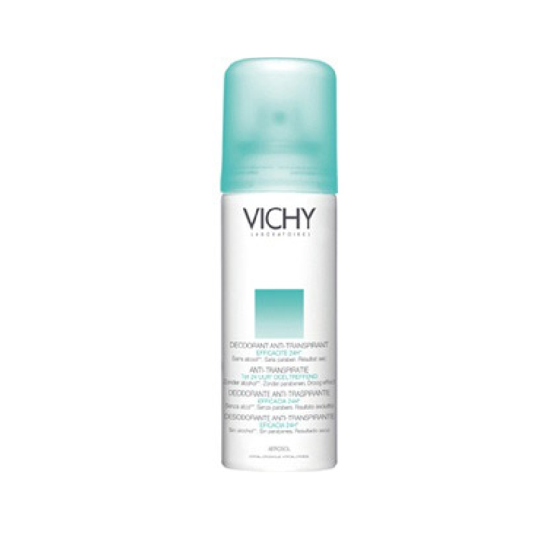 Achetez VICHY Déodorant anti-transpirant Aérosol de 125ml