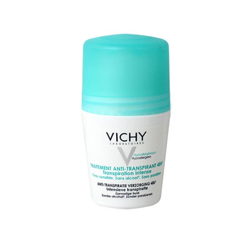 Achetez VICHY Déodorant anti-transpirant intense Bille de 50ml