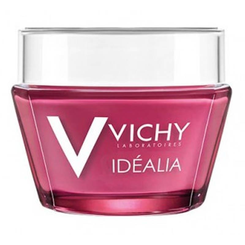 Achetez VICHY IDEALIA Crème peau sèche Pot de 50ml