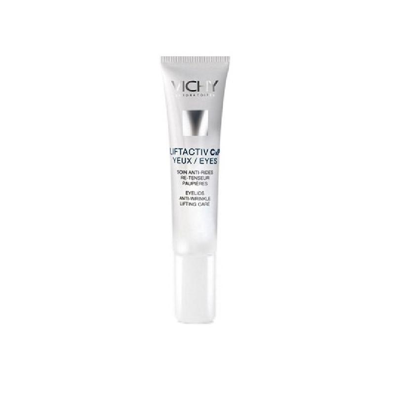Achetez VICHY LIFTACTIV DERME SOURCE Crème contour des yeux Tube de 15ml