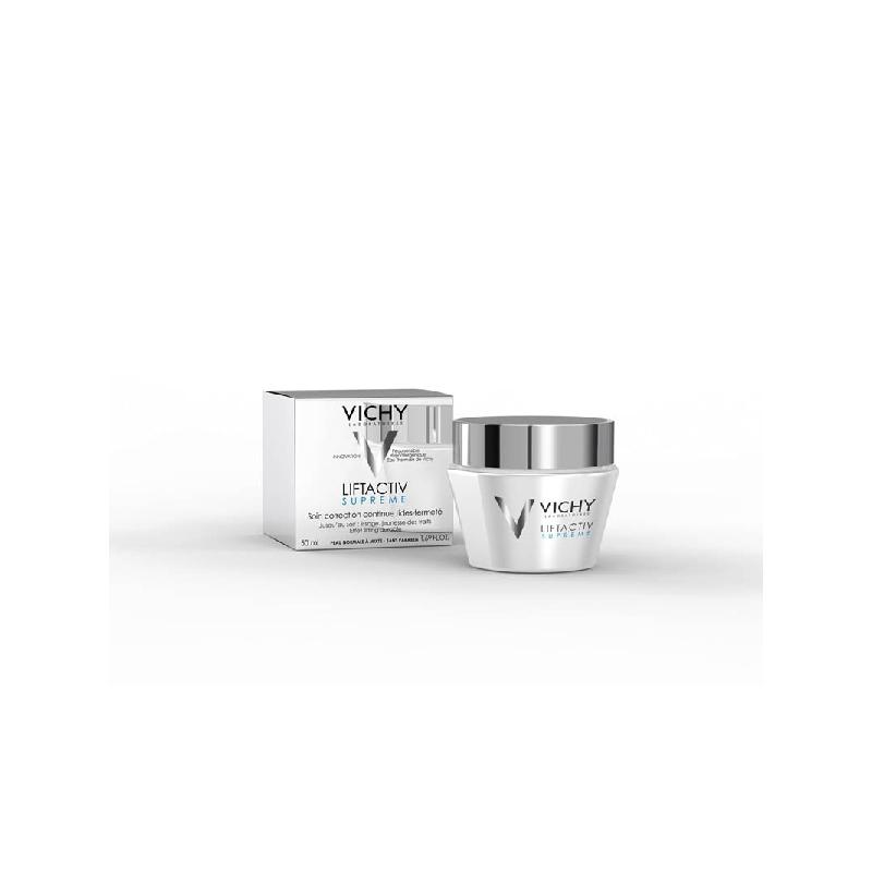 Achetez VICHY LIFTACTIV SUPREME Crème peau normale à mixte Pot de 50ml