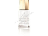 MAVALA Vernis à ongles white mini Flacon de 5ml
